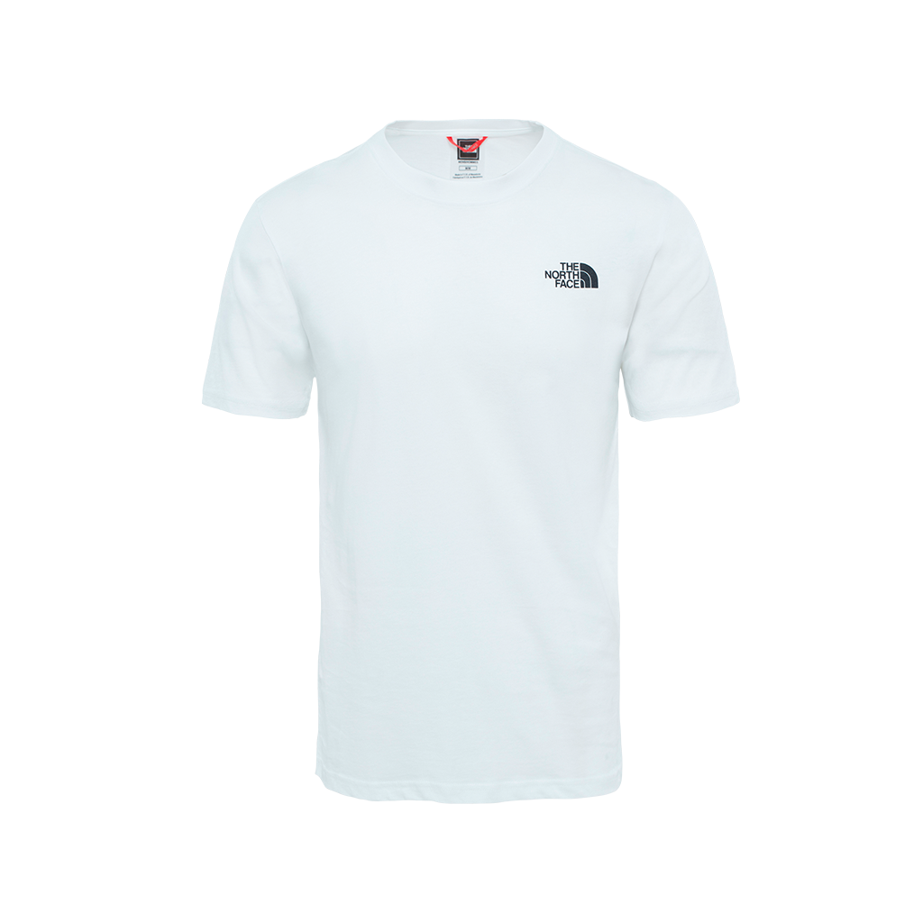 The North Face Red Box Tee (white)