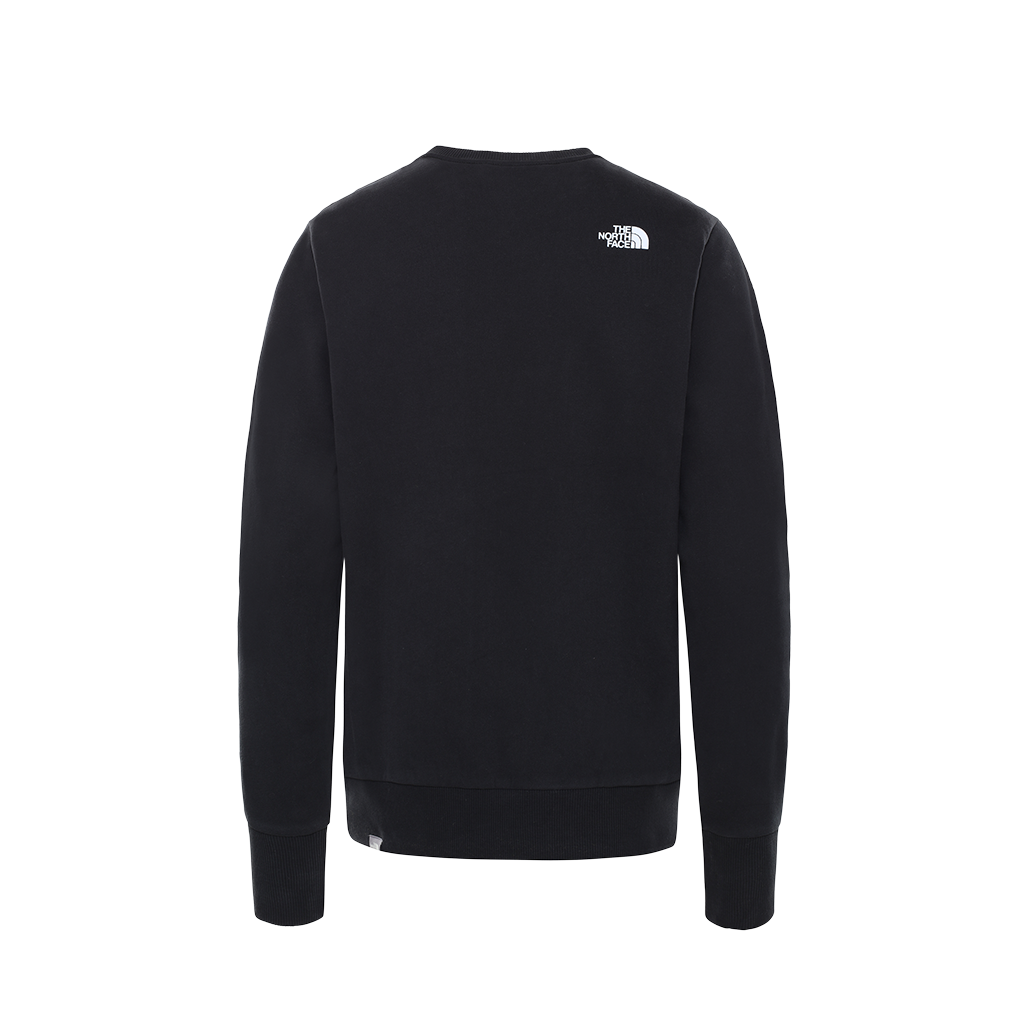The North Face W Standard Crew (black)