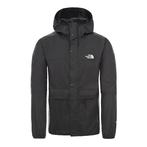 The North Face 1985 Mountain Jacket (black/white)