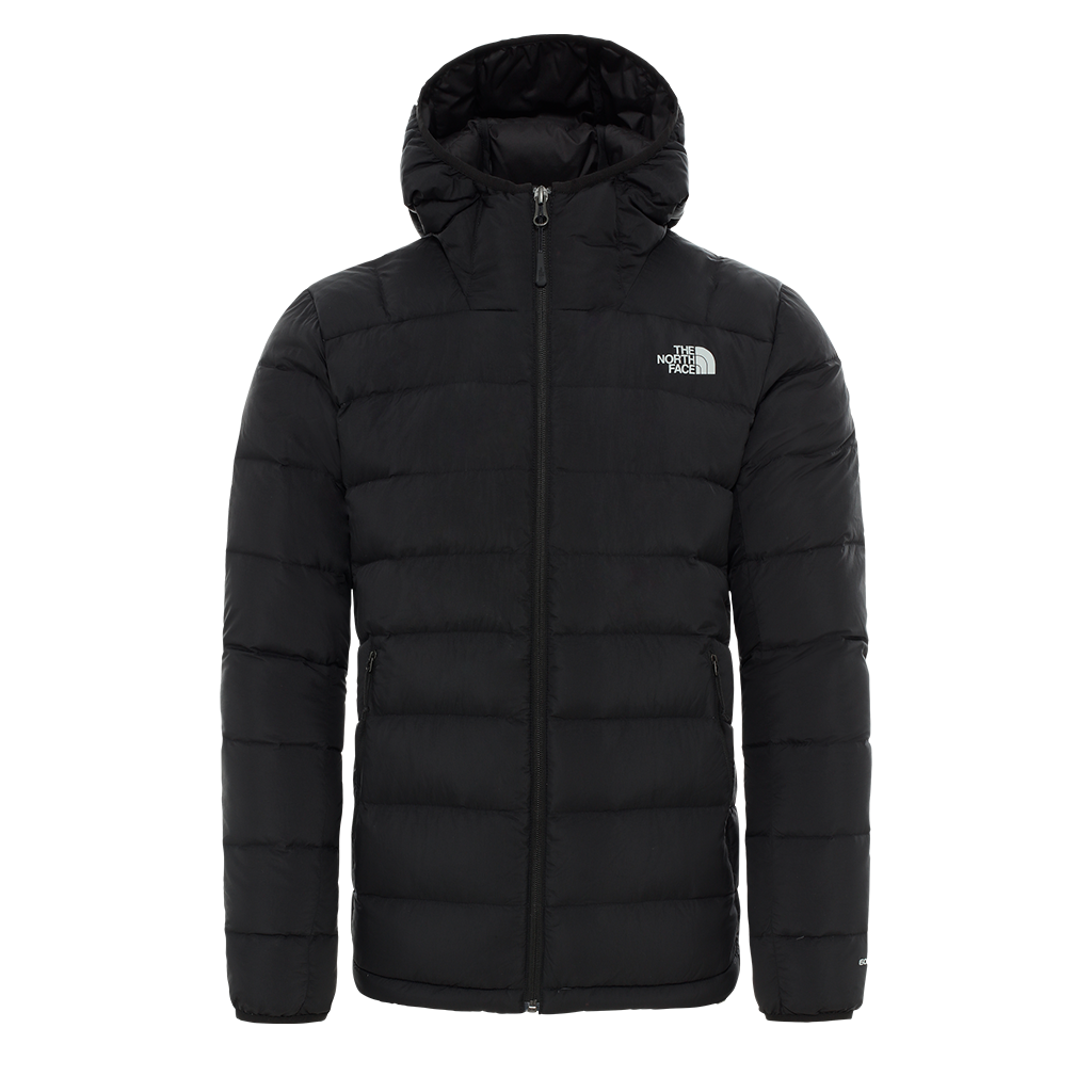 The North Face LA PAZ Hooded Jacket (black)