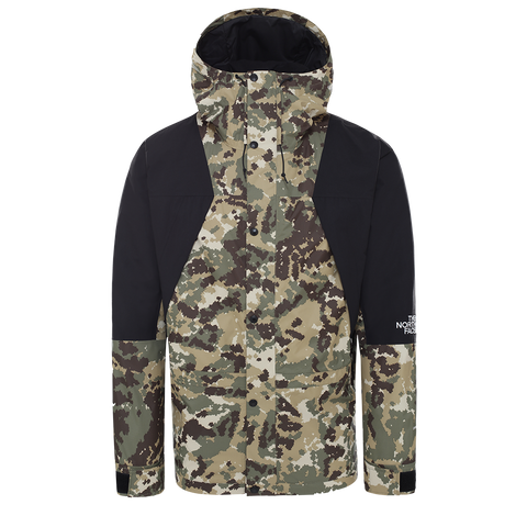 The North Face Mountain Light Insulated Jacket (camo)