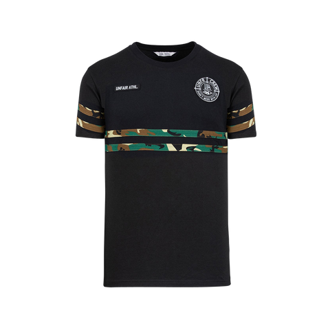 Unfair Athletics DMWU T-Shirt (black/camo)