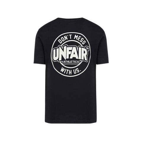 Unfair Athletics DMWU Classic T-Shirt (brushed black)