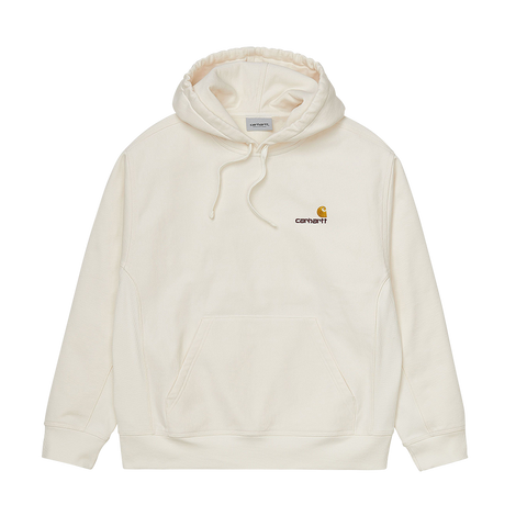 Carhartt WIP Hooded American Script Sweat (Wax)