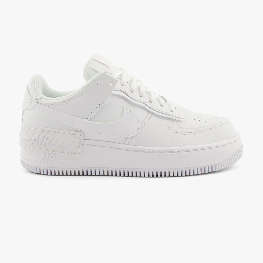 Nike WMNS Air Force 1 Shadow (weiß)-Footwear-Blue Mountain Store