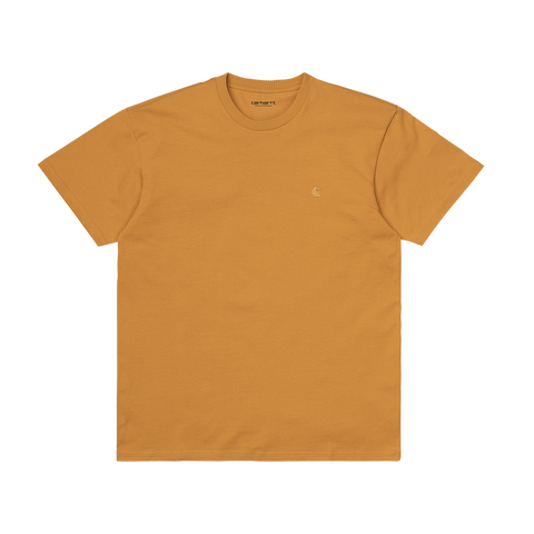 Carhartt S/S Chase T-Shirt (winter sun/gold)