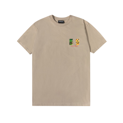 The Hundreds Lord Flag T-Shirt (sand)