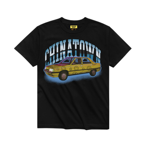 Chinatown Market Low Rider Tee (black)