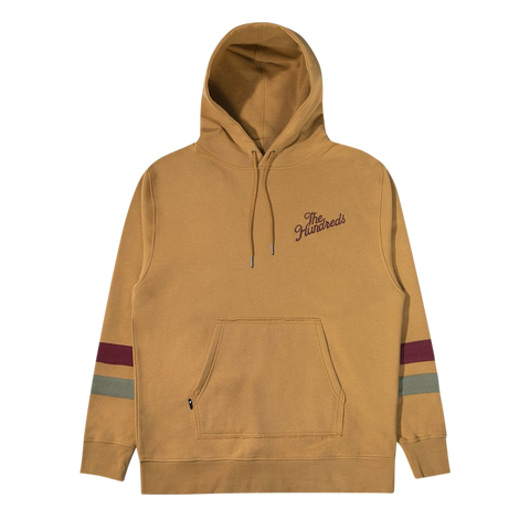 The Hundreds Terrace Pullover (khaki)