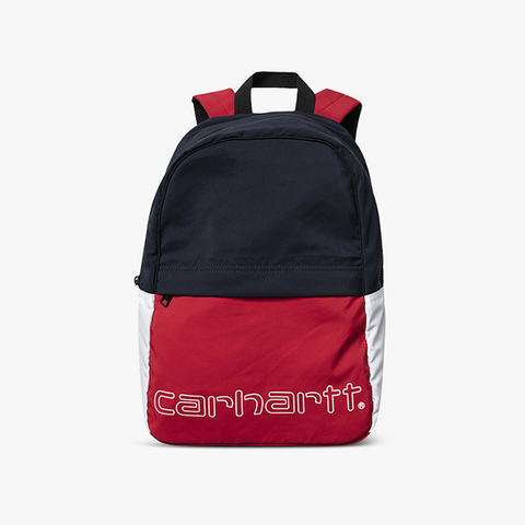Carhartt Terrace Backpack (blau/rot)