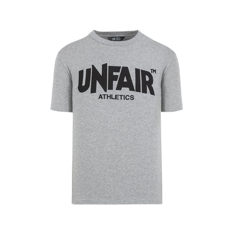 Unfair Athletics Classic Label Tee (grey)