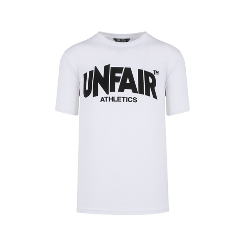 Unfair Athletics Classic Label Tee (white)