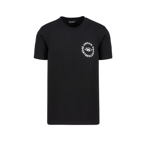 Unfair Athletics Sportbekleidung T-Shirt (black)