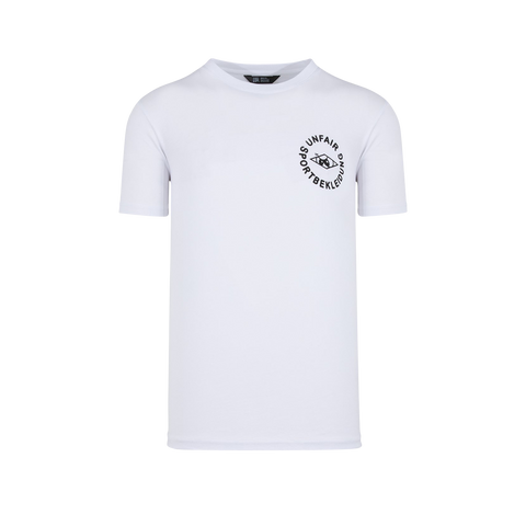 Unfair Athletics Sportbekleidung T-Shirt (white)