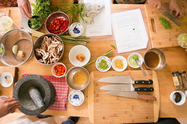 Holistic food preparation