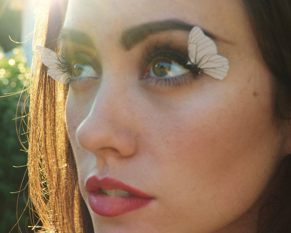 Butterfly Wing Eyelid Decals