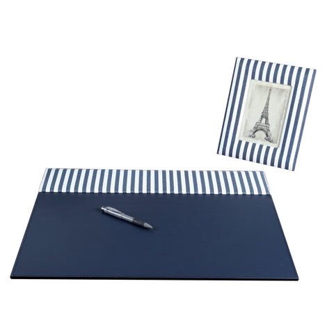Stripes Desk Pad Set
