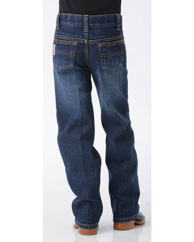 Boys Cinch White Label Dark Wash