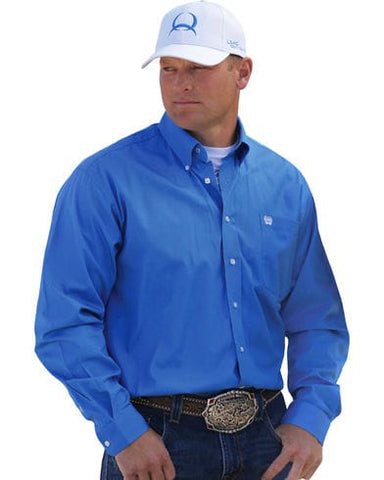 Mens Cinch Classic Fit Blue