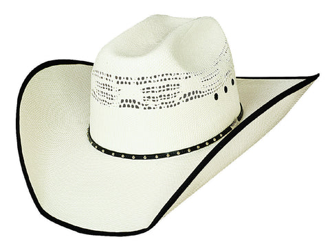 "Bullhide Mens Cowboy Hat ""Beer Time 20X"" #2696"