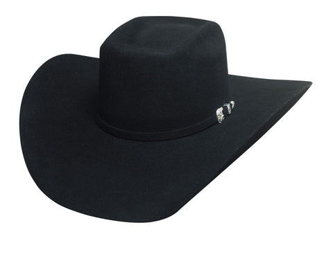 "Bullhide Mens Cowboy Hat ""Double Kicker 8X"" #0697BL"