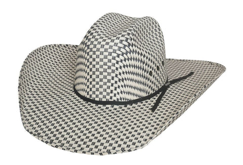 "Bullhide Mens Cowboy Hat ""Locked Away 50X"" #2902"
