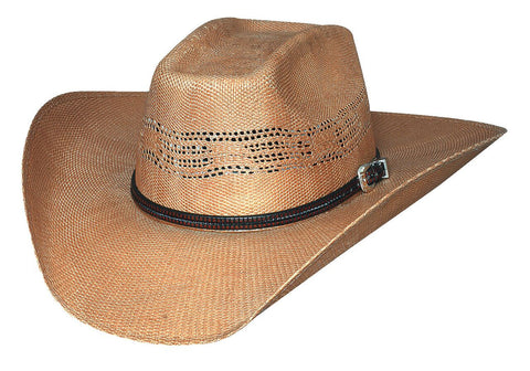 "Bullhide Mens Cowboy Hat ""Whiskey River 20X"" #2324"