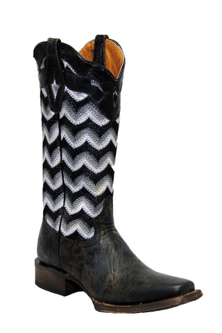 TML43052 Tanner Mark Ladies Boots