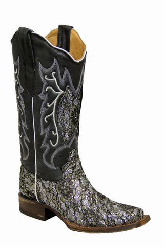 Ladies Tanner Mark TM36000 Lace Boot