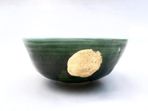 Emerald Porcelain Bowl