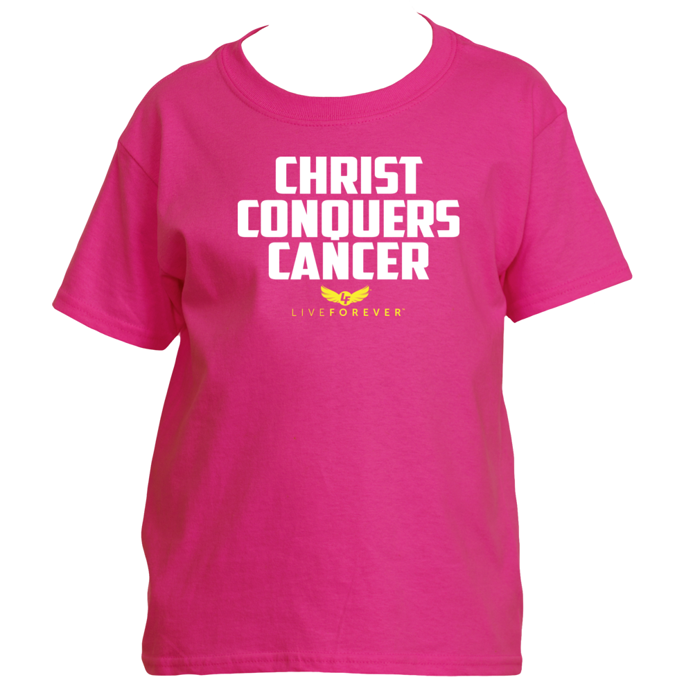 Christ conquers cancer