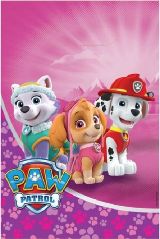 8PK PAW PATROL GIRL LOOTBAGS