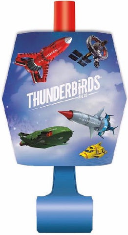 8PK THUNDERBIRDS BLOWOUTS