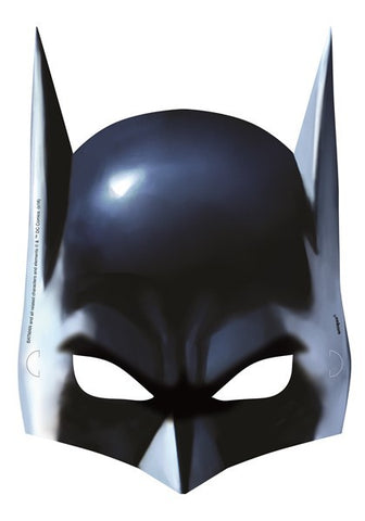 8PK BATMAN MASKS
