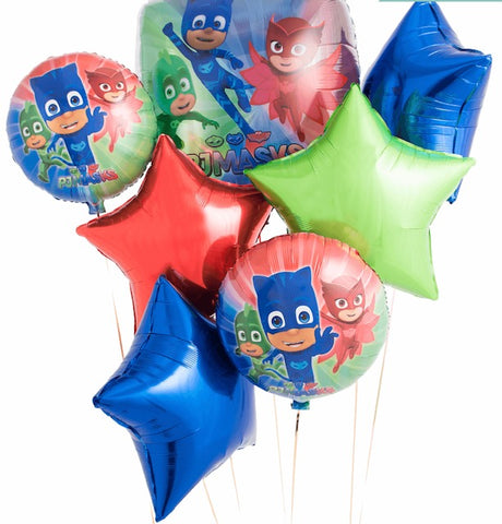Giant PJ Masks Bouquet - Code 00238