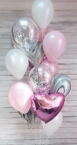 Luxury Giant Foil & Latex Bouquet - Code 00273