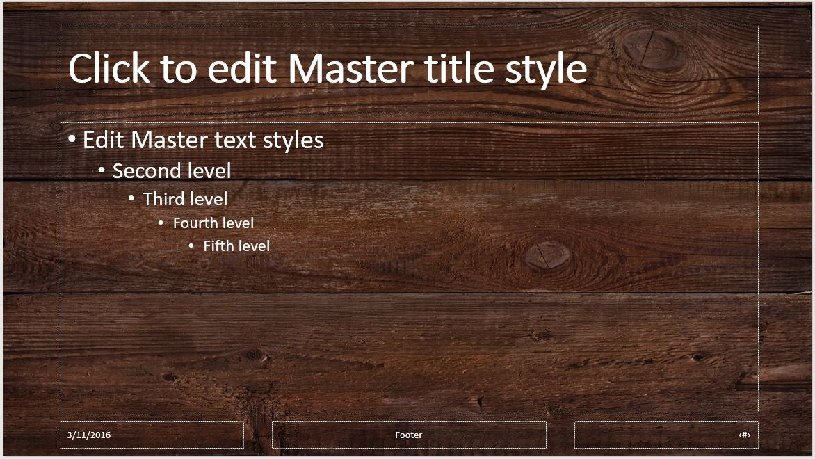 Powerpoint templates tagged presentation template page 4 dark wooden fence slats background powerpoint presentation template clickstarters toneelgroepblik Image collections