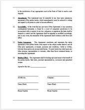 Non-Disclosure Agreement (2-way) - Clickstarters