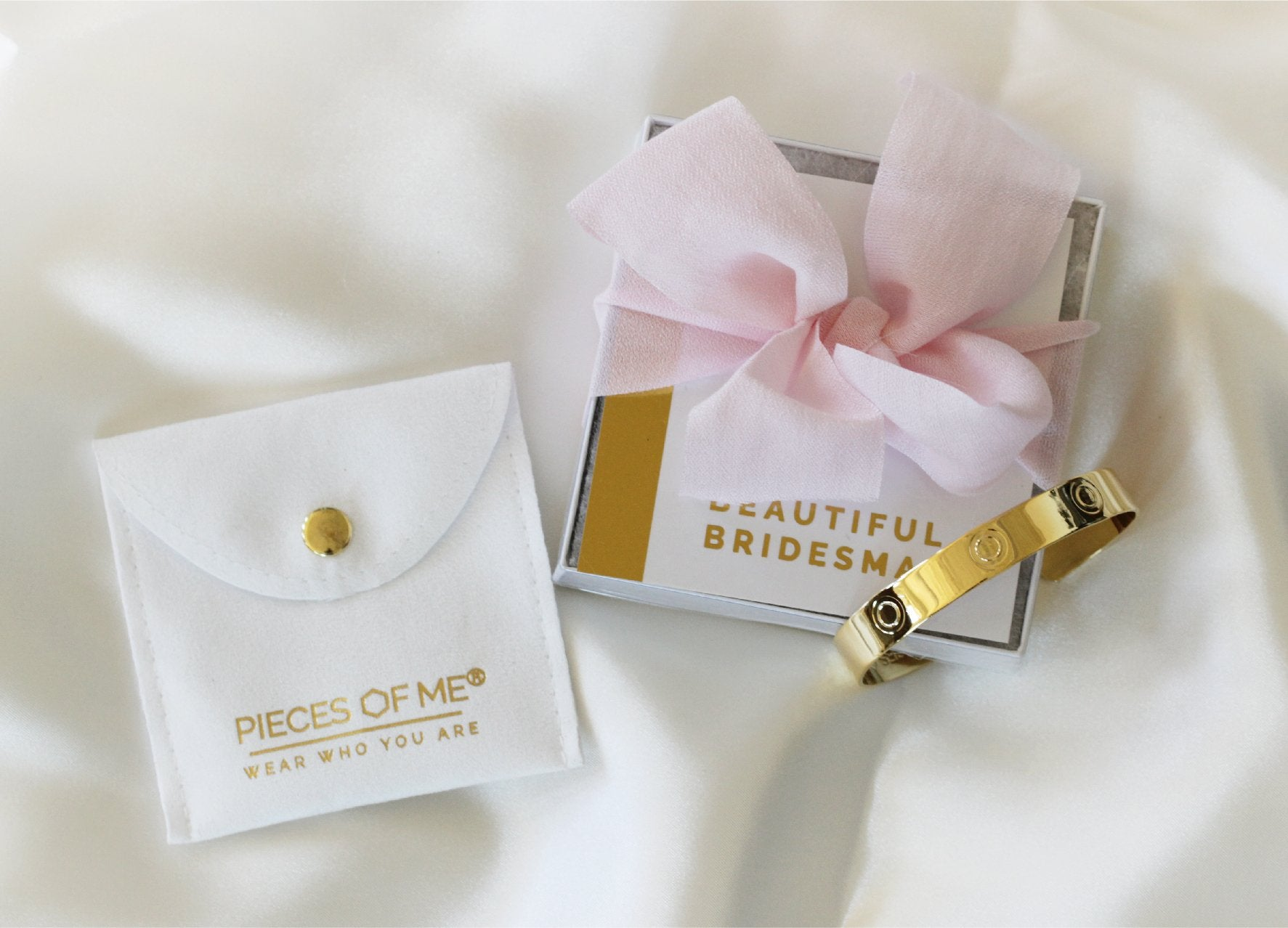 Bridesmaid's Gifts- Cuff Bracelets