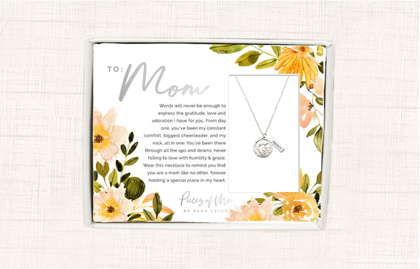 Mother's Day Necklace Gift Set