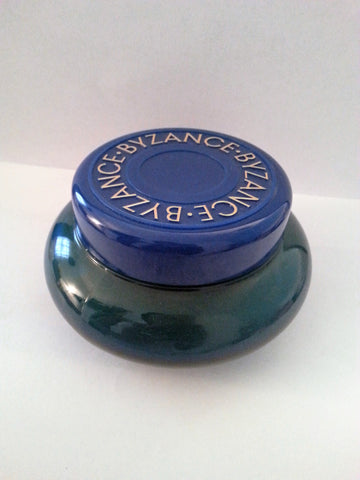 Boxed 1980's Vintage Rochas Byzance Perfumed Enriched Body Cream 200 mL 6.8 oz.