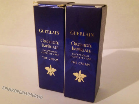 Guerlain Orchidee Imperiale Exceptional Complete Care The Cream 3mL (Duo Sample)