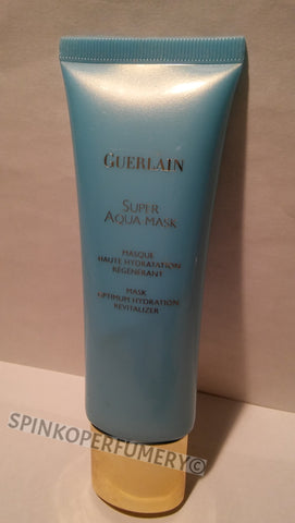 Guerlain Super Aqua-Mask Optimum Hydration Revitalizer 75 ML / 2.6 OZ.