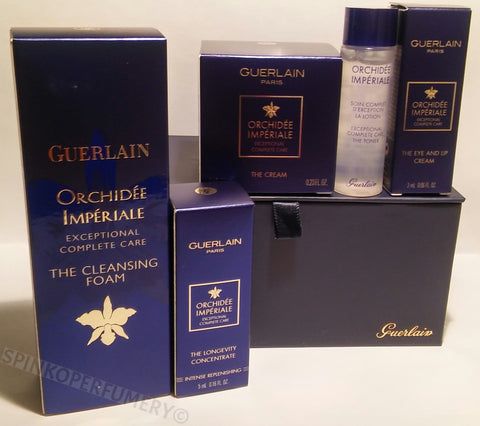 Guerlain Orchidee Imperiale Exceptional Complete Care Full Gift Set