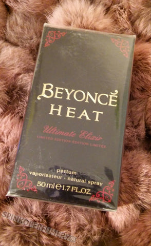 Beyonce Heat Ultimate Elixir 1.7 fl oz Parfum Discontinued Rare Limited Edition