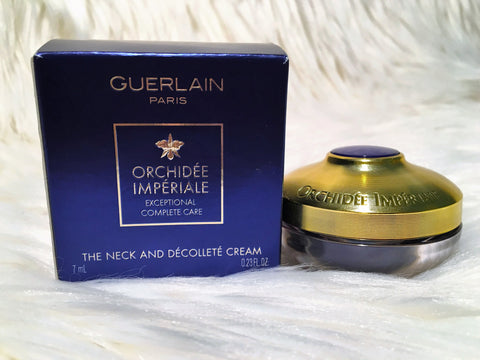 Guerlain Orchidee Imperiale The Neck & Decollete Cream 7mL 0.23 oz