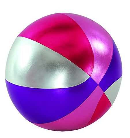 18'' Pink/Purple/Silver Y'all Ball