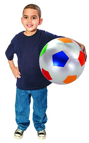 18'' Y'all Ball Multicolor Soccer Ball