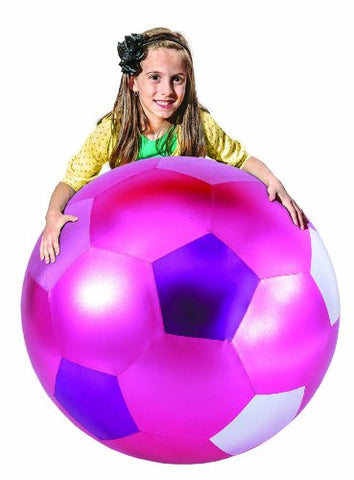 "40"" Pink/Purple/Silver Y'all Ball"