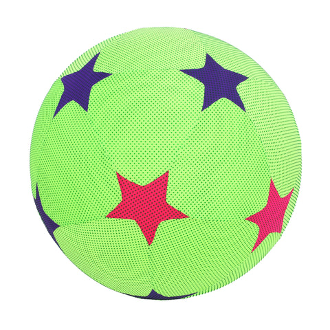 Small Lime Green Y'all Fit Fitness Ball